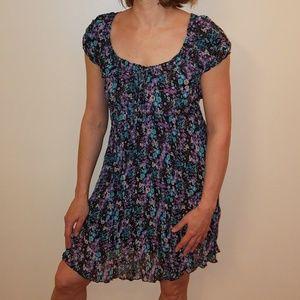 ESPRIT EDC chiffon mini dress Size 4
